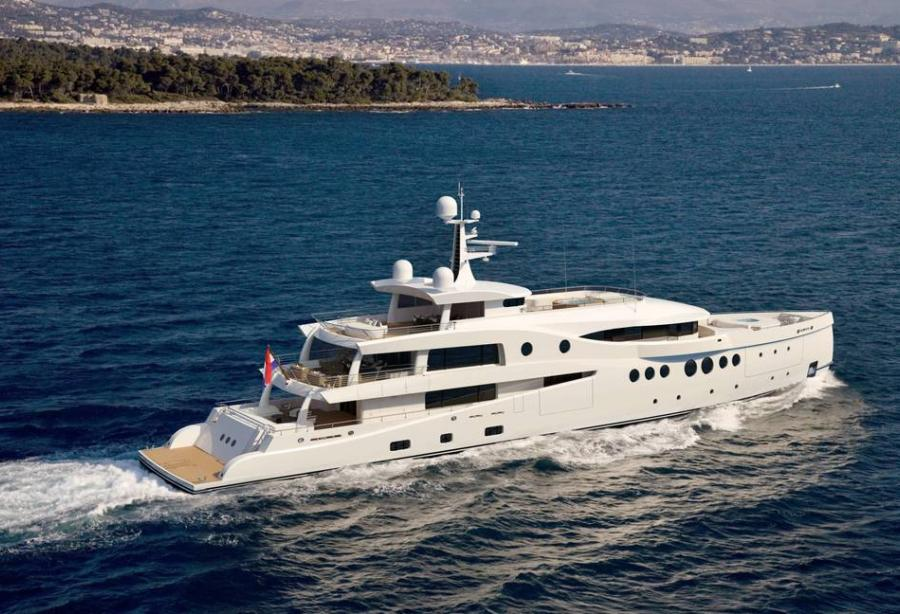 AMELS shipyard sold new 62-meter AMELS 206 Superyacht