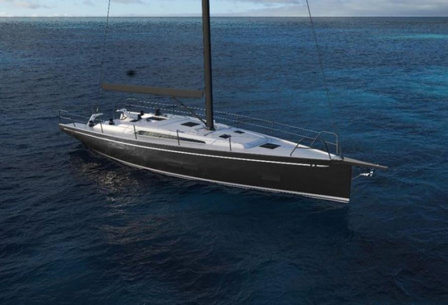 The New Grand Soleil 44 presented on Boot