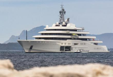 The 11 most expensive yachts for charter this summer