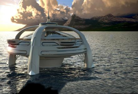 Utopia: Yacht Island introduces new island-type concept