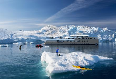 La Datcha: Russian billionaire Tinkov to build 77m ice-breaker yacht at Damen