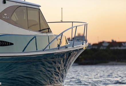 Retro-styled Harbour Classic 40 to shine at the 2019 Sanctuary Cove International Boat Show