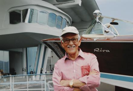 Ferretti releases a movie in the memory of Carlo Riva, two years after his death