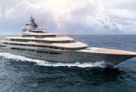 Dreams coming true: 136m superyacht Flying Fox available for charter