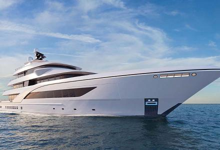61m Hakvoort superyacht project S-Class sold