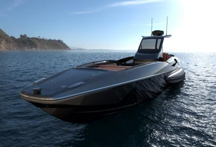 Sunseeker presents Hawk 38 limited edition series in the memory of Robert Braithwaite