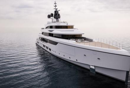 65m FB270: the first Benetti to float under Chinese flag