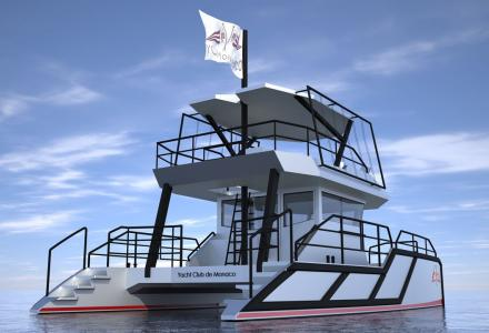 Sustainable yachting: first zero emission committee boat revealed
