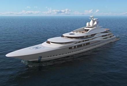 110m Custom Project Odin available for € 220 million