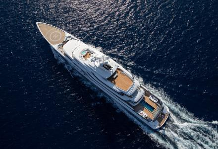 TOP-5 brand new gigayachts to charter in winter 2019