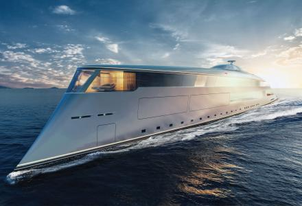 TOP 10 stunning superyacht concepts from FLIBS and Monaco Yacht Show 2019