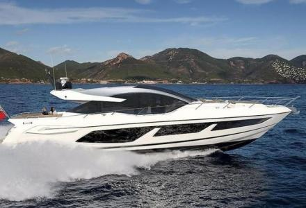 Sunseeker yacht arrested over USD 4 million dispute