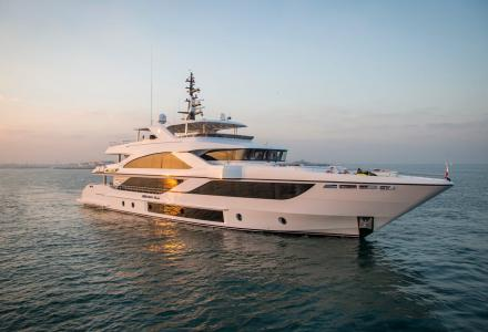 Gulf Craft superyacht Majesty 140 named the 'Best in the Show' at FLIBS 2019
