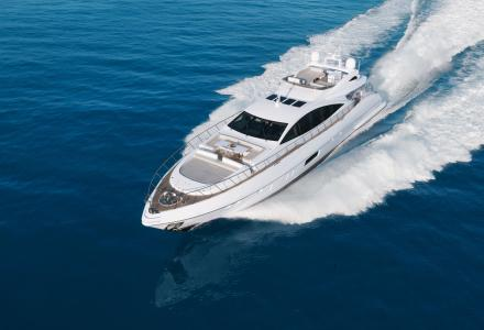 Overmarine sells fifth Mangusta 110 to American client