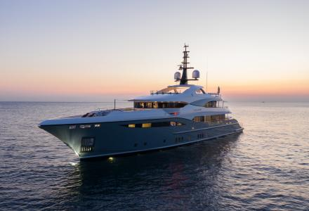 48m Bilgin superyacht Lilium sold asking EUR 24.5 million