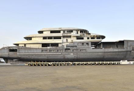 The 70th FB273 superyacht was launched by Benetti