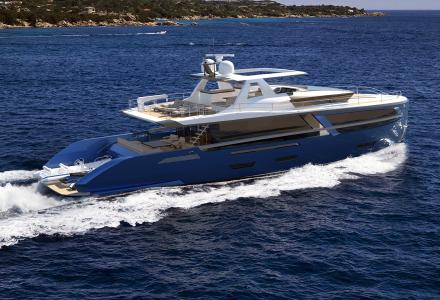 Van der Valk presents new Pilot yacht model