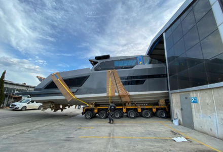 Mazu Yachts launches 24m Mazu 82 flagship superyacht