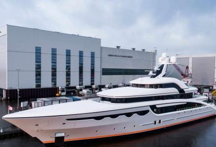 68m Soaring by Abeking and Rasmussen delivered