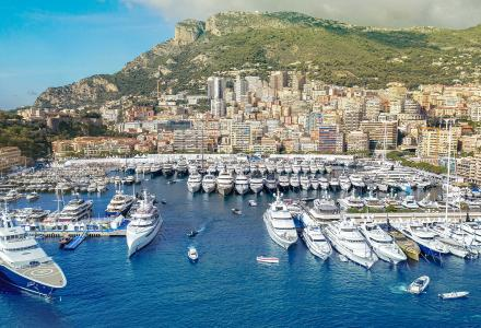 Monaco Yacht Show 2020 has been canceled