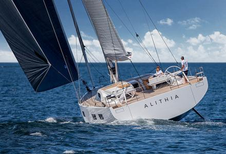 New delivery: Solaris 80 RS sailing yacht Alithia