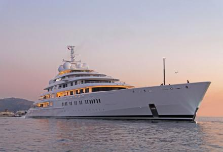The design secrets of the world's largest superyacht Azzam