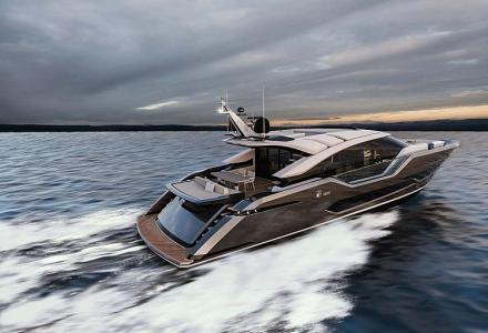 AB Yachts launched high speed 24m AB 80 yacht