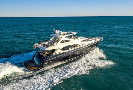 27m Sunseeker 88 yacht Alfie Buoy found a new owner
