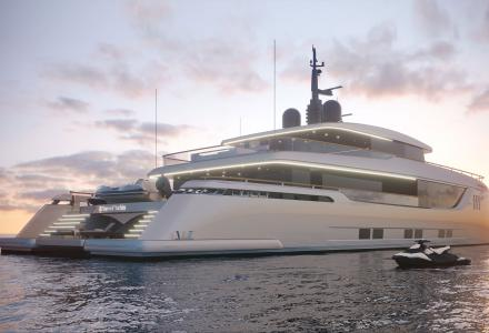 Sunreef's new 40m Explorer Catamaran