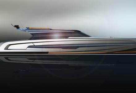 The first VQ115 Veloce by Vanquish Superyachts - potentially the world's fastest superyacht for its category
