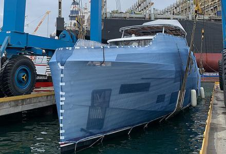 Sirena launches second version of 27-meter Sirena 88