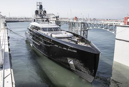 Tankoa Has Delivered the 50m Olokun Superyacht