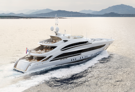 Heesen Presents the New 50m Project Aura