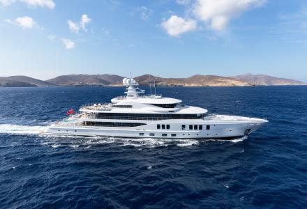 Amels Sold a New-Build 74m Project Shadow