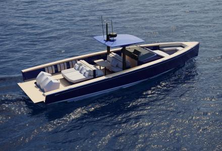 Nautor's Swan Debut in the Motor Yacht Market