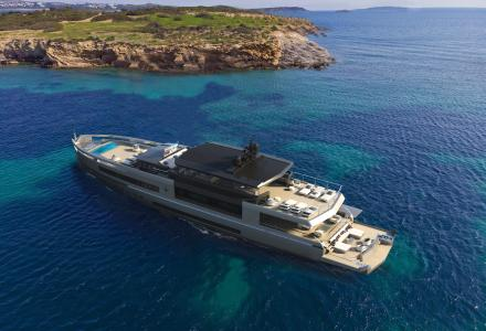Antonini Navi Has Issued an Update of UP40 Crossover