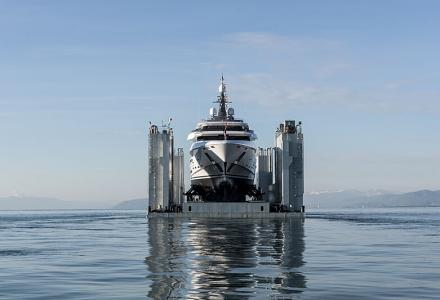 Rossinavi Has Launched the 70m Explorer Polaris