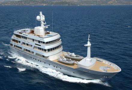 Dunya Yachts Has Secured a Major Contract with the 55m Explorer Construction