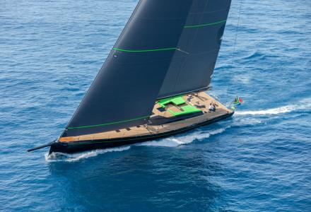 Reichel/Pugh-Nauta 100 Morgana Has Arrived in the Mediterranean After a Long Voyage