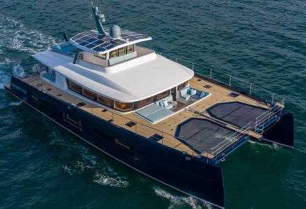 JFA Yachts Has Delivered Its First Long Island 78 Powercat 4Ever