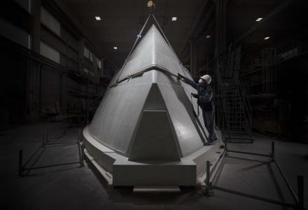 Pershing Has Shared the Updates on First 35m TØ Project Yacht
