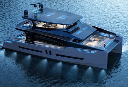 Image Gallery: More About Alva Yachts Ocean Eco 90 Interior