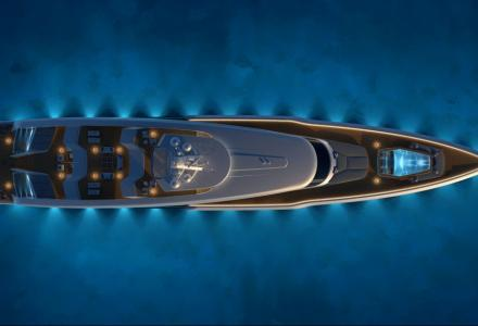 Video of the Day: A Group's 83m Concept Comète