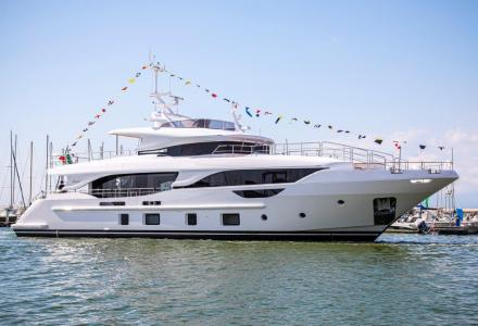 Benetti Has Launched The 29m Delfino 95