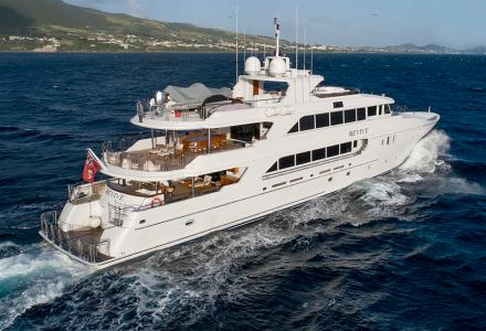 The List: The Top Five Yachts Denison Yachting Sold During the First 2021 Quarter