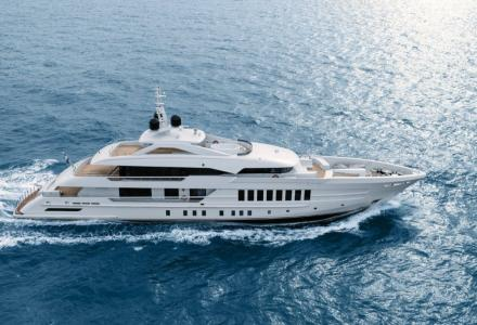 Heesen Has Delivered the Second Yacht This Year: The 55m Moskito