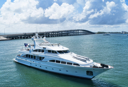 The 35.1m Motor Yacht Paradigm Has Been Sold