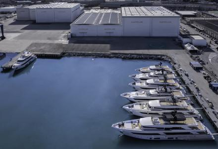 Ferretti Group Shows Power: The Result of the First Quarter