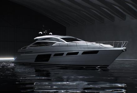 Pershing 6X: the New Entry in the Generation X Range