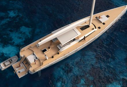 Swan 108: The Latest Addition to the Swan Maxi Fleet
